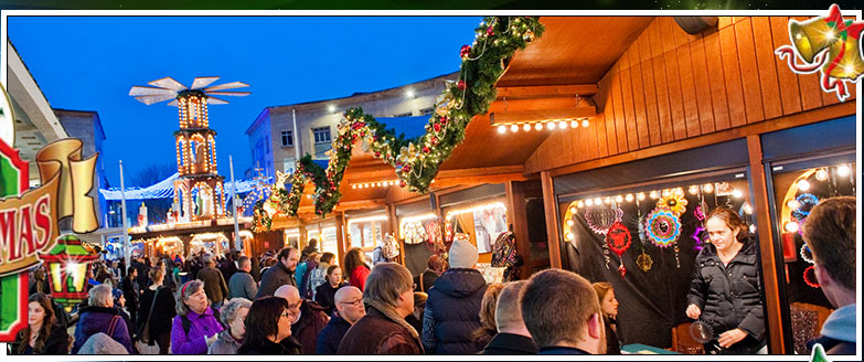 Bristol German Christmas Market is open on Broadmead this ...